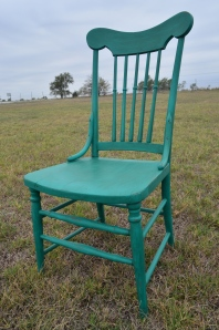 Meet Jacob-Great wood chair for any room! $60