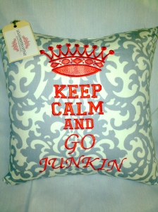 Keep Calm and go JUNKIN